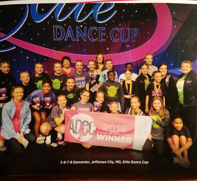 2019 Studio of Excellence - Elite Dance Cup